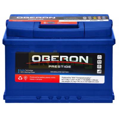 Автомобильный аккумулятор Oberon 6СТ-74 Prestige