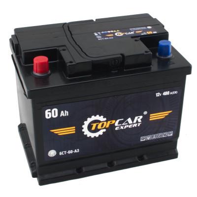 Аккумулятор Top Car 6СТ-60 Expert