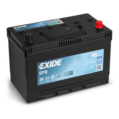 Автомобильный аккумулятор Exide 6СТ-95 Start-Stop EFB EL954