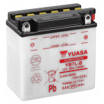 Yuasa 6СТ-8,4 YuMicron YB7L-B