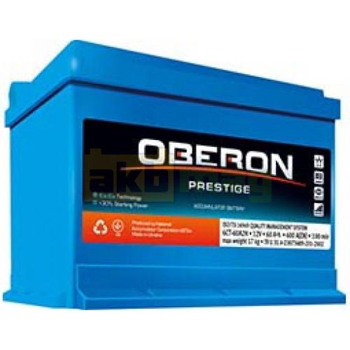 Автомобильный аккумулятор Oberon 6СТ-100 Prestige