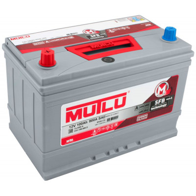 Автомобильный аккумулятор Mutlu 6СТ-100 SFB Series 3 850A
