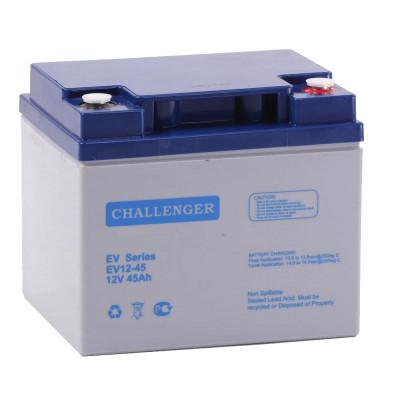 Тяговый аккумулятор Challenger EV12-45