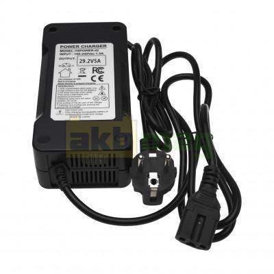 Зарядное устройство Tianlan LiFePO4 24V 5A