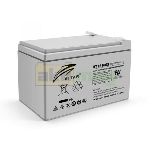 Аккумулятор Ritar RT12100S