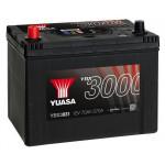 Yuasa 6СТ-70 SMF YBX3031