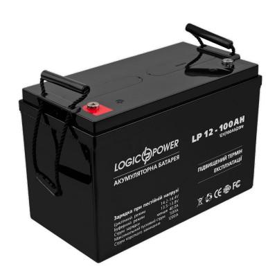 Аккумулятор LogicPower LPM12-100