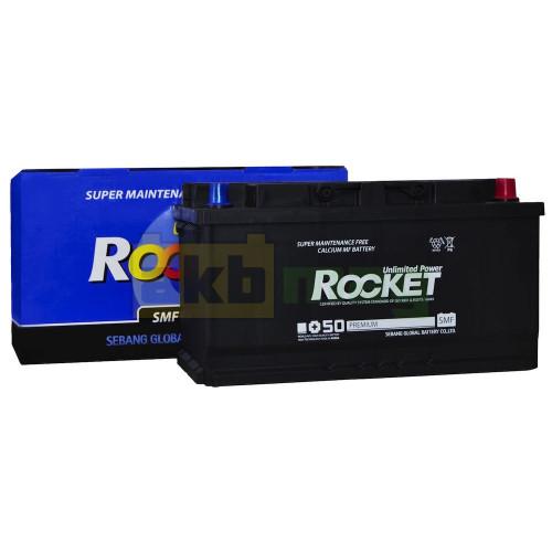 Автомобильный аккумулятор Rocket 6СТ-100 SMF 100L-L5