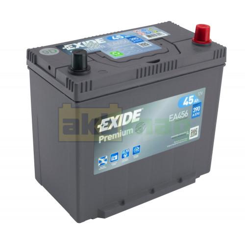 Автомобильный аккумулятор Exide 6СТ-45 Premium EA456