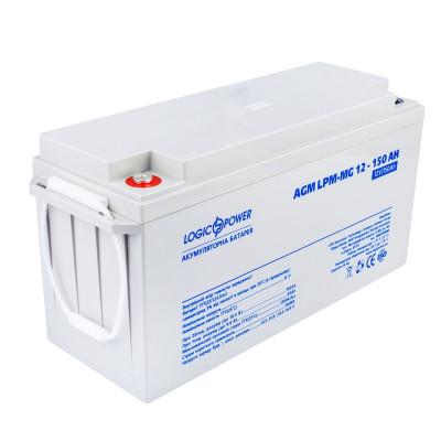 Аккумулятор LogicPower LPM-MG12-150