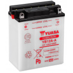 Yuasa 6СТ-12,6 YuMicron YB12A-A