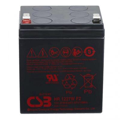 Аккумулятор CSB HR1227WF2