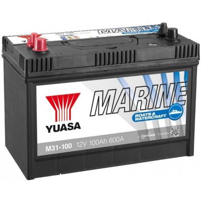 Аккумулятор Yuasa 100 Marine M31-100