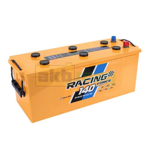 Грузовой аккумулятор Racing Force 6СТ-140