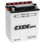 Exide 6СТ-14 EB14-A2