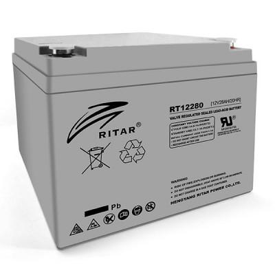 Аккумулятор Ritar RT12280