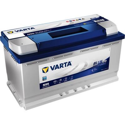 Автомобильный аккумулятор Varta 6СТ-95 N95 Blue Dynamic EFB