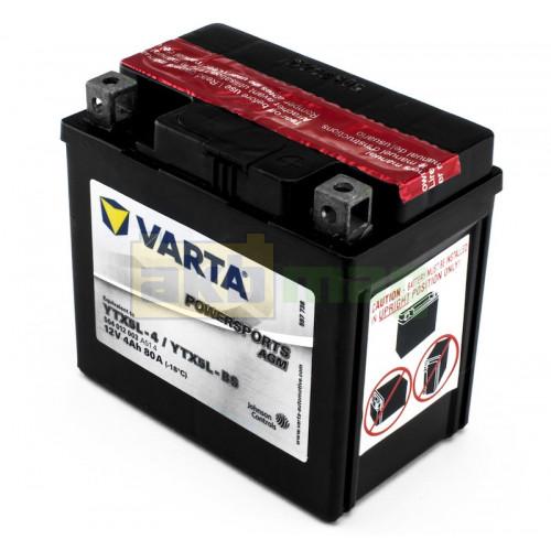 Мото аккумулятор Varta 6СТ-4 PowerSports AGM YTX5L-BS