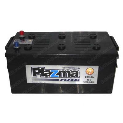 Грузовой аккумулятор Plazma 6СТ-225 Expert