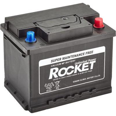 Автомобильный аккумулятор Rocket 6СТ-62 SMF 62L-LB2
