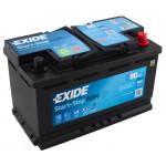 Exide 6СТ-80 Start-Stop AGM EK800