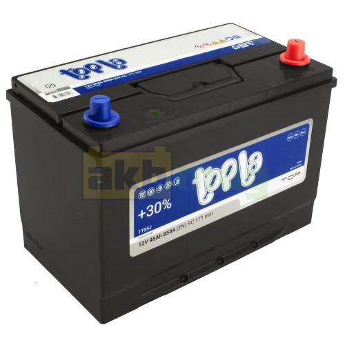 Автомобильный аккумулятор Topla 6СТ-95 TOP Japan L