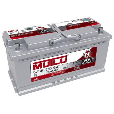 Автомобильный аккумулятор Mutlu 6СТ-110 SFB Series 3 920A