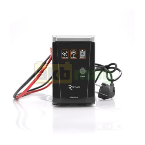 Источник бесперебойного питания Ritar RTSW-600 LED 12V