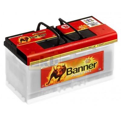 Автомобильный аккумулятор Banner 6СТ-100 Power Bull Pro P10040