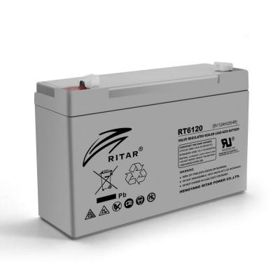 Аккумулятор Ritar RT6120A