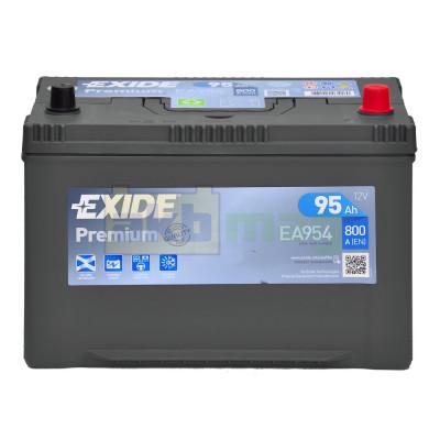 Автомобильный аккумулятор Exide 6СТ-95 Premium EA954