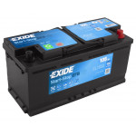 Exide 6СТ-105 Start-Stop EFB EL1050
