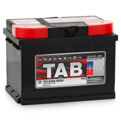 Аккумулятор TAB 6СТ-62 Magic