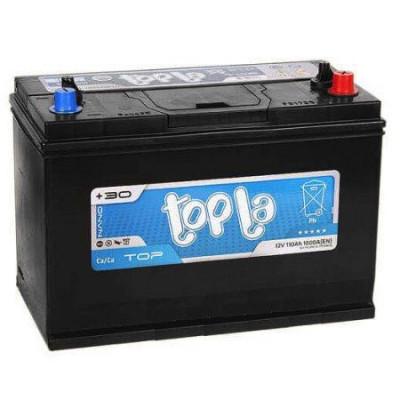 Грузовой аккумулятор Topla 6СТ-110 TOP John Deere