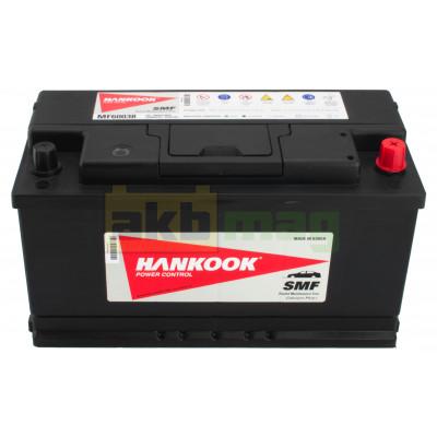 Автомобильный аккумулятор Hankook 6СТ-100 SMF 60038
