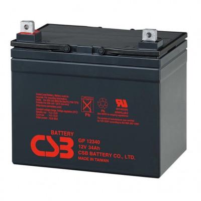Аккумулятор CSB GP12340