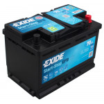 Exide 6СТ-70 Start-Stop EFB EL700