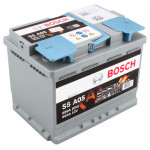 Bosch 6СТ-60 S5 A05 AGM 0092S5A050