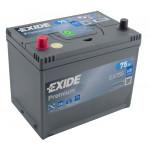 Exide 6СТ-75 Premium EA755