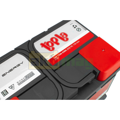 Автомобильный аккумулятор Topla 6СТ-73 Energy