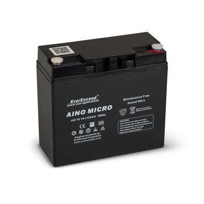 Аккумулятор EverExceed AM12-18 AINO MICRO