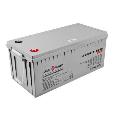 Аккумулятор мультигелевый LogicPower LPM-MG12-200