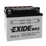 Exide 6СТ-4 EB4L-B