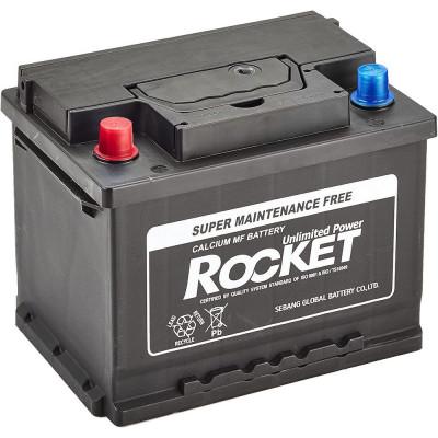Автомобильный аккумулятор Rocket 6СТ-62 SMF 62R-LB2