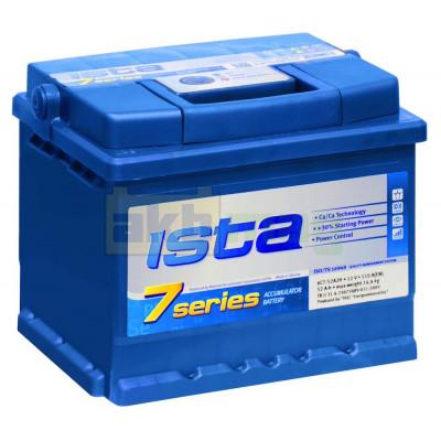 Автомобильный аккумулятор Ista 6СТ-52 7 Series L
