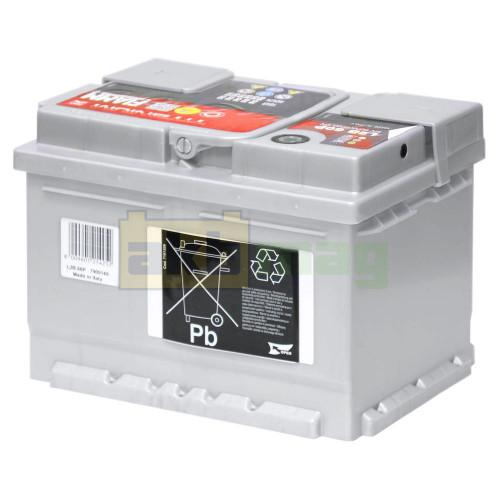Автомобильный аккумулятор Fiamm 6СТ-60 Titanium Pro 600A H