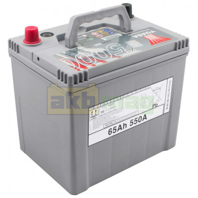 Автомобильный аккумулятор Yuasa 6СТ-65 SHP YBX5005