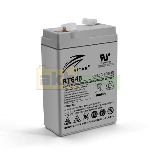 Аккумулятор Ritar RT645
