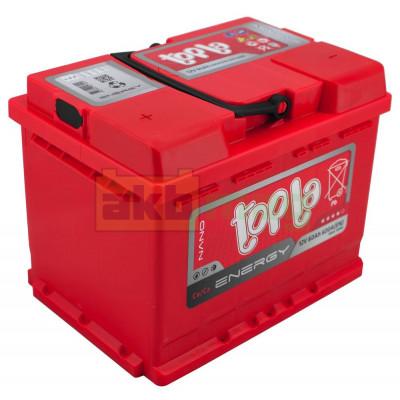 Автомобильный аккумулятор Topla 6СТ-60 Energy L