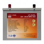 LogicPower LiFePO4 24V 30AH (BMS 20) Металл